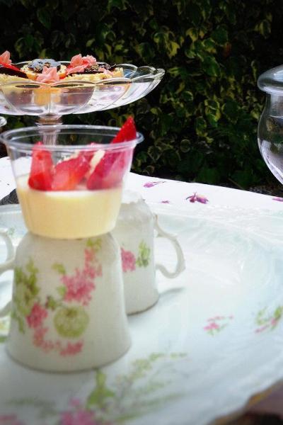 Mariage Desserts en farandole