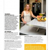 Kathy Kolibry dans ELLE Bordeaux Ecolos