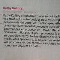 Kathy Kolibry Le Cannelé 2014